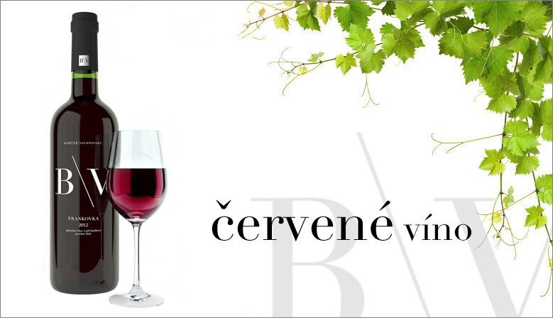 Víno červené